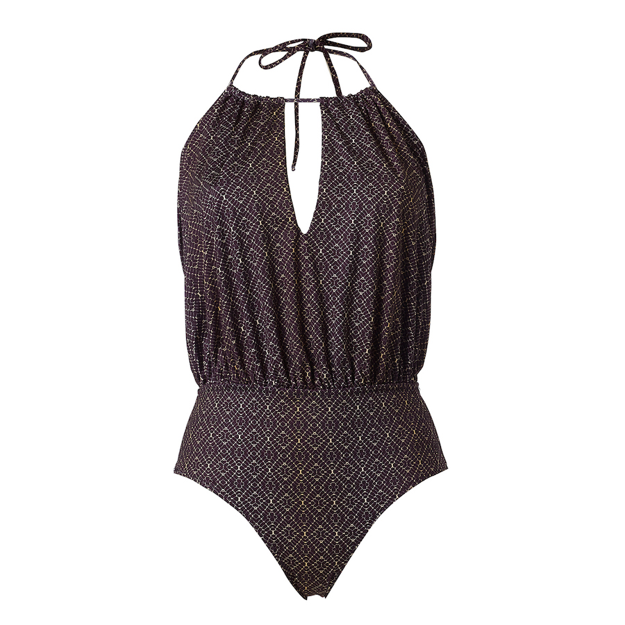 AMBER ONE-PIECE